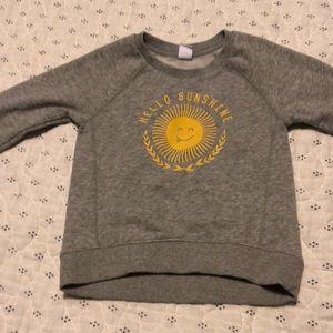 NWOT gap outlet sweatshirt